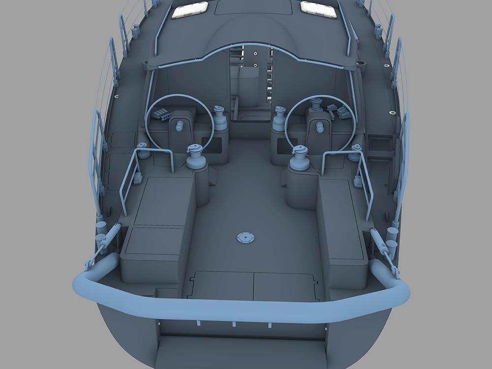 Cú Lir Cockpit