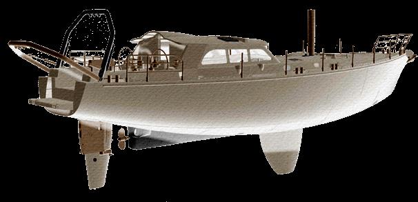 Cu Lir Research Vessel
